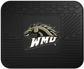 Fan Mats NCAA Western Michigan Univ. Ultility Mat