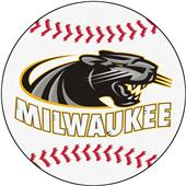 Fan Mats Univ. of Wisconsin-Milwaukee Baseball Mat