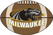 Fan Mats Univ. of Wisconsin-Milwaukee Football Mat
