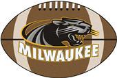 Fan Mats Univ. of Wisconsin-Milwaukee Football Mat