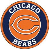 Fan Mats NFL Chicago Bears Roundel Mat