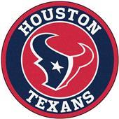 Fan Mats NFL Houston Texans Roundel Mat