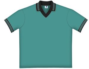16-*TEAL/BLACK