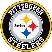 Fan Mats NFL Pittsburgh Steelers Roundel Mat