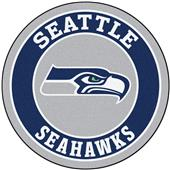 Fan Mats NFL Seattle Seahawks Roundel Mat