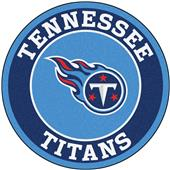 Fan Mats NFL Tennessee Titans Roundel Mat