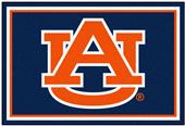 Fan Mats NCAA Auburn University 5x8 Rug