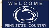 College Penn State Beware Penn State Country Flag