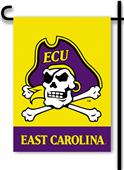 College East Carolina Pirates 2-Sided Garden Flag