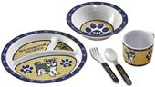 College Washington Huskies Children's 5 Pc. Dish S