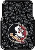 Northwest NCAA Florida State Car Mats (set of 2)
