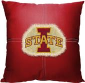 Northwest NCAA Iowa State Letterman Pillow