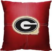 Northwest NCAA Georgia Letterman Pillow