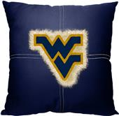 Northwest NCAA West Virginia Letterman Pillow