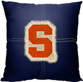 Northwest NCAA Syracuse Letterman Pillow