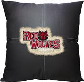 Northwest NCAA Arkansas State Letterman Pillow