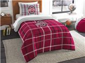 Northwest NCAA Ohio State Twin Comforter and Sham
