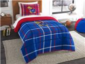 Northwest NCAA Kansas Twin Comforter and Sham