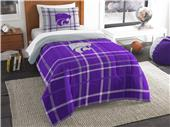 Northwest NCAA Kansas State Twin Comforter & Sham