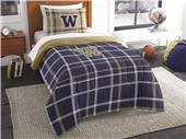 Northwest NCAA Washington Twin Comforter and Sham