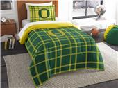 Northwest NCAA Oregon Twin Comforter & Sham