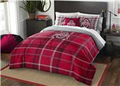 Northwest NCAA Ohio State Full Comforter & 2 Shams