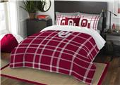 Northwest NCAA Oklahoma Full Comforter and 2 Shams
