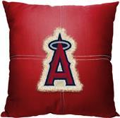 Northwest MLB Los Angeles Angels Letterman Pillow