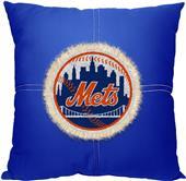 Northwest MLB New York Mets Letterman Pillow