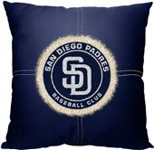 Northwest MLB San Diego Padres Letterman Pillow