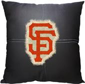 Northwest MLB SF Giants Letterman Pillow