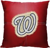 Northwest MLB Nationals Letterman Pillow