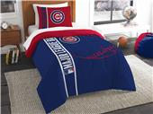 Northwest MLB Chicago Cubs Twin Comforter & Sham