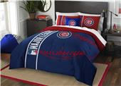 Northwest MLB Cubs Full Comforter & 2 Shams
