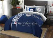 Northwest MLB LA Dodgers Full Comforter & 2 Shams