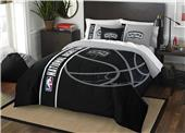 Northwest NBA Spurs Full Comforter & 2 Shams
