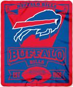 Northwest NFL Bills 50x60 Marque Fleece