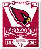 Northwest NFL Cardinals 50x60 Marque Fleece