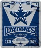 Northwest NFL Cowboys 50x60 Marque Fleece