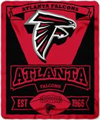Northwest NFL Falcons 50x60 Marque Fleece