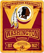 Northwest NFL Redskins 50x60 Marque Fleece