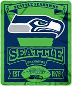 Northwest NFL Seahawks 50x60 Marque Fleece