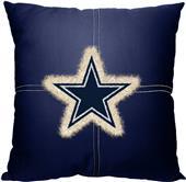Northwest NFL Cowboys Letterman Pillow
