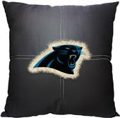 Northwest NFL Panthers Letterman Pillow