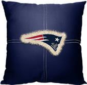 Northwest NFL Patriots Letterman Pillow