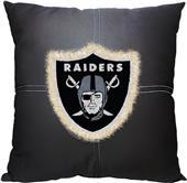 Northwest NFL Raiders Letterman Pillow