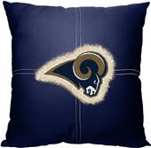 Northwest NFL Rams Letterman Pillow