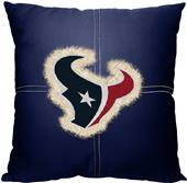 Northwest NFL Texans Letterman Pillow