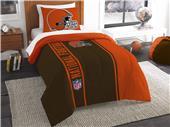 Northwest NFL Browns Twin Comforter & Sham