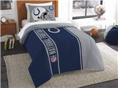 Northwest NFL Colts Twin Comforter & Sham